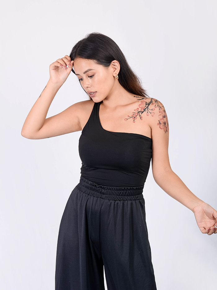 One Side Top