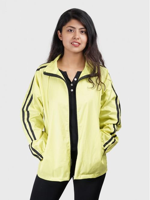 Double Lining Neon Jacket