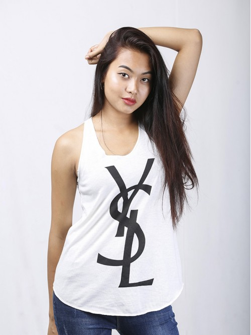 """YSL"" Top"