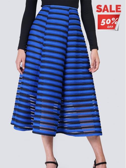 Thick Panel Circular Skirt