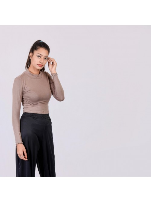 Turtle Neck Full Sleeve Top
