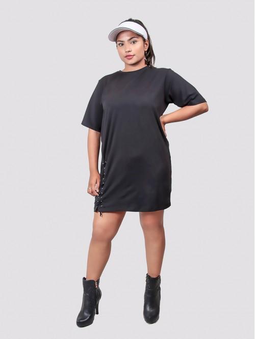 Jenner Inspired T-Shirt Dress