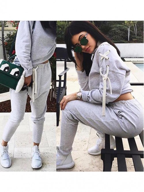 Kylie Inspired Jogger Set