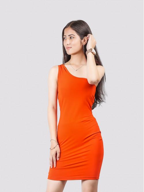 One Sided Dress