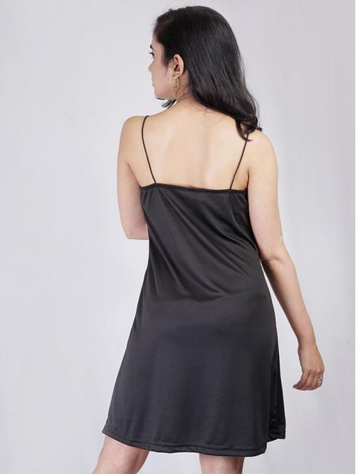 V Neck Sling Dress