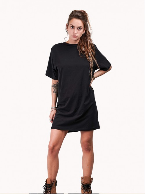 Boyfriend Tshirt Dress
