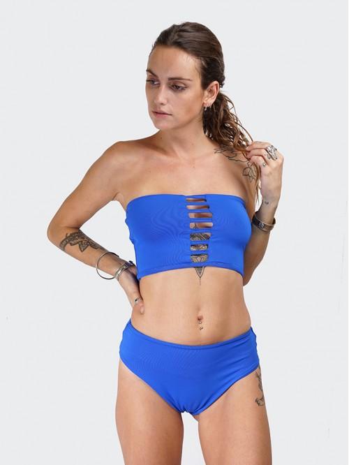 Front String Tube Bikini